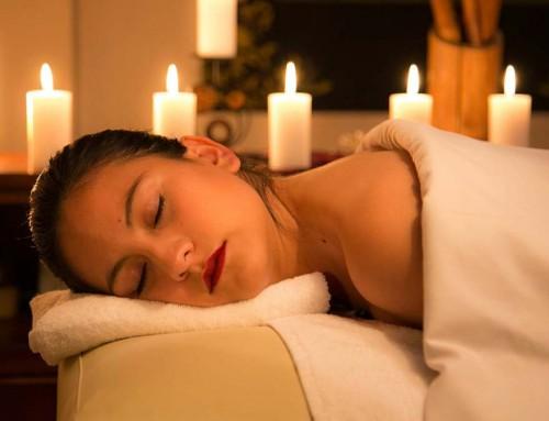 Massage für Ausgeglichenheit und Wohlbefinden