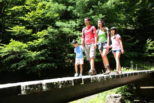 Familienurlaub Schwarzwald Wandern