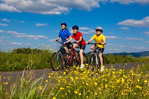 Familienurlaub Schwarzwald Fahrradtour