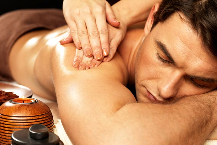 Wellness Wochenende Massage